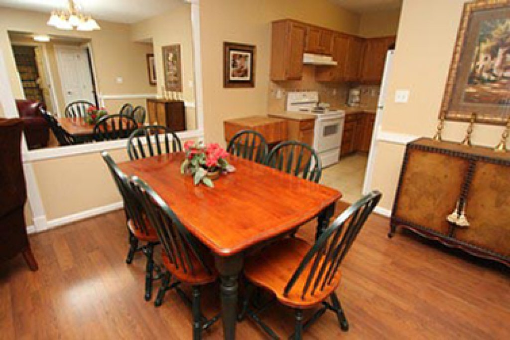 Photo of a Pigeon Forge Condo named Whispering Pines 244 - This is the sixteenth photo in the set.
