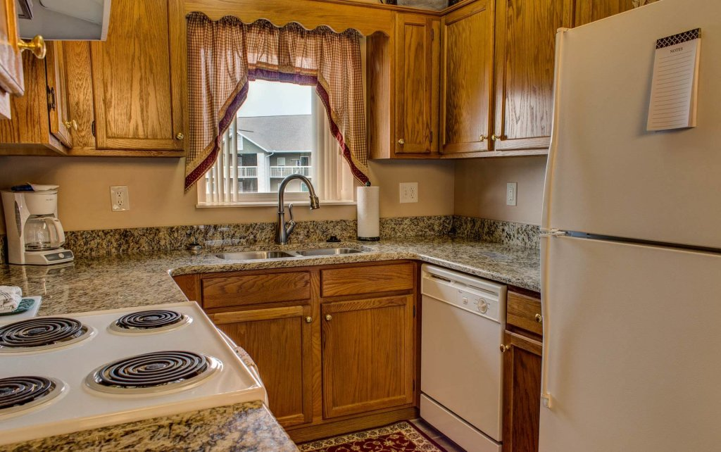 Photo of a Pigeon Forge Condo named Whispering Pines 444 - This is the twenty-first photo in the set.