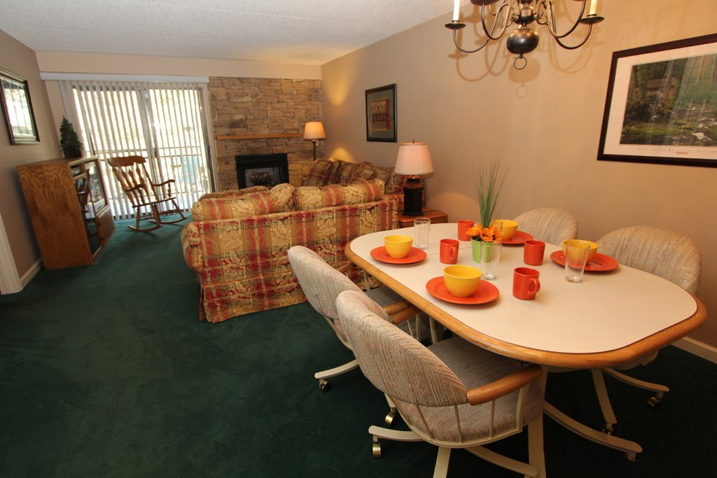 Photo of a Gatlinburg Condo named Level One, Great River View - 102 - This is the fourth photo in the set.