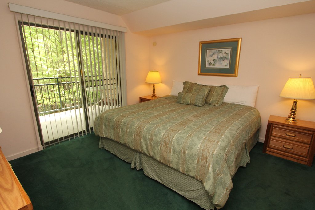 Photo of a Gatlinburg Condo named Level Two, Great River View - 211 - This is the second photo in the set.