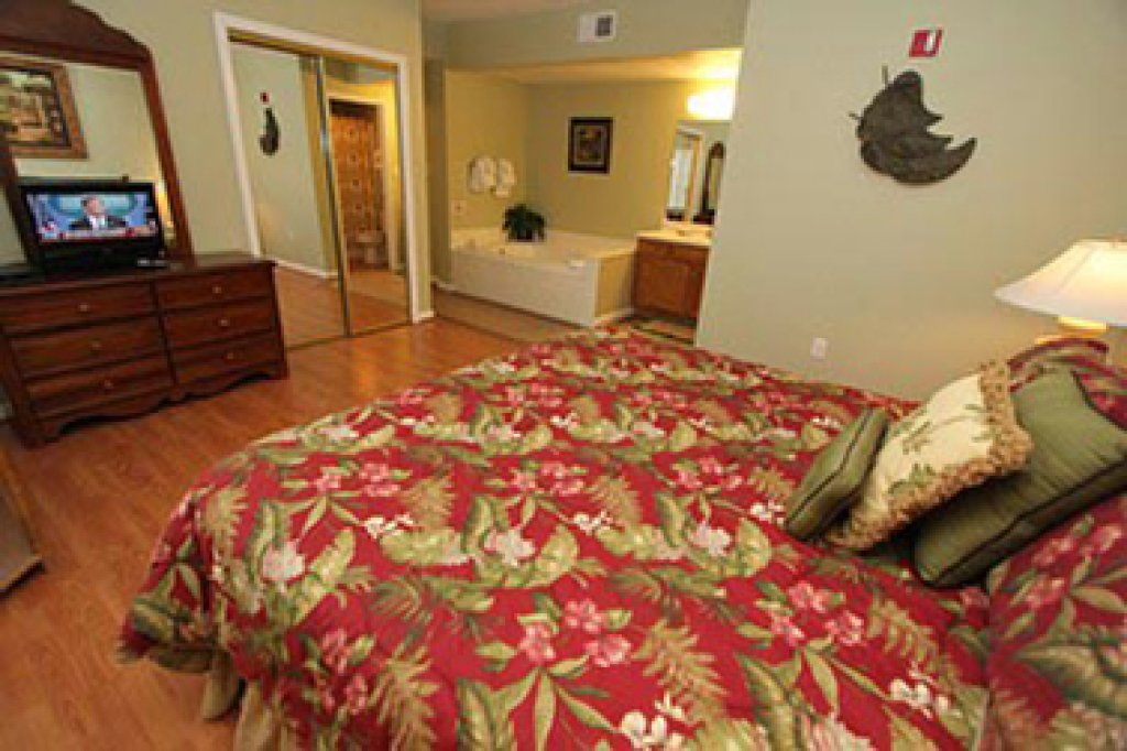 Photo of a Pigeon Forge Condo named Whispering Pines 244 - This is the twenty-second photo in the set.