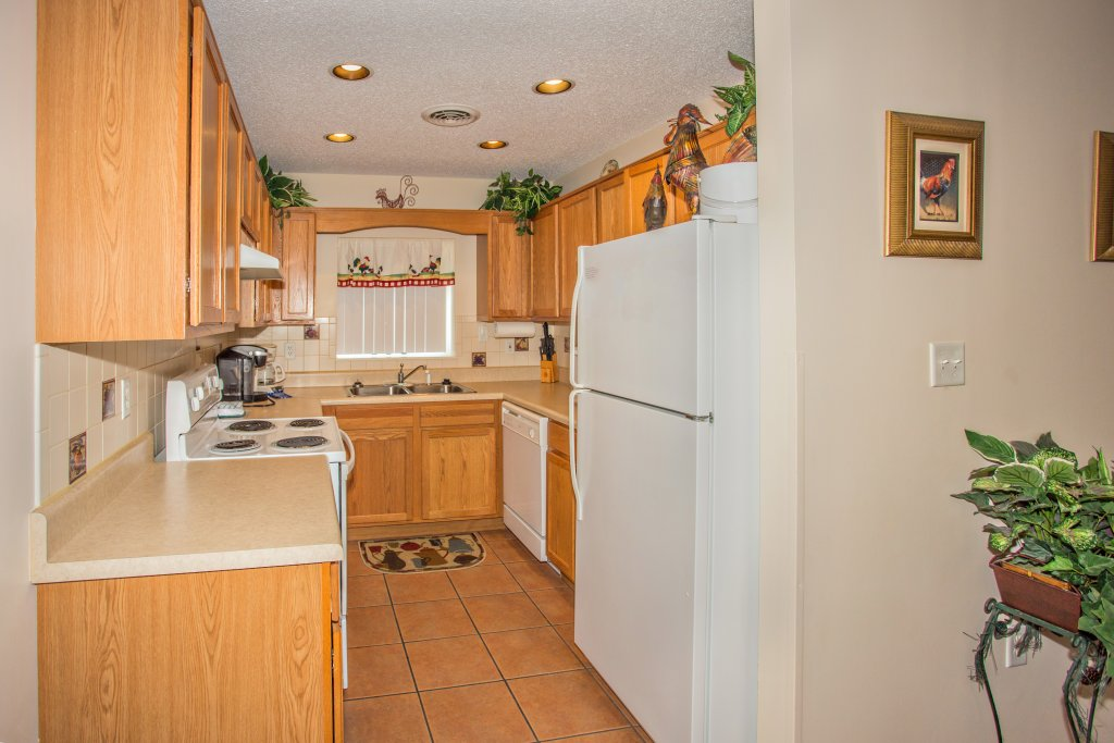 Photo of a Pigeon Forge Condo named Whispering Pines 553 - This is the tenth photo in the set.