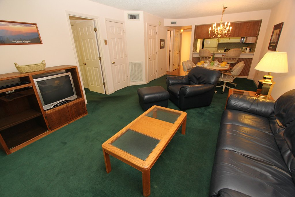 Photo of a Gatlinburg Condo named Level One, Great River View - 111 - This is the second photo in the set.