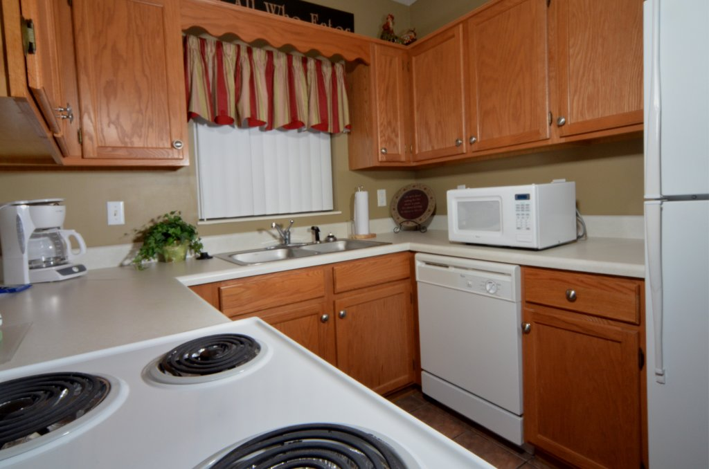 Photo of a Pigeon Forge Condo named Whispering Pines 232 - This is the nineteenth photo in the set.