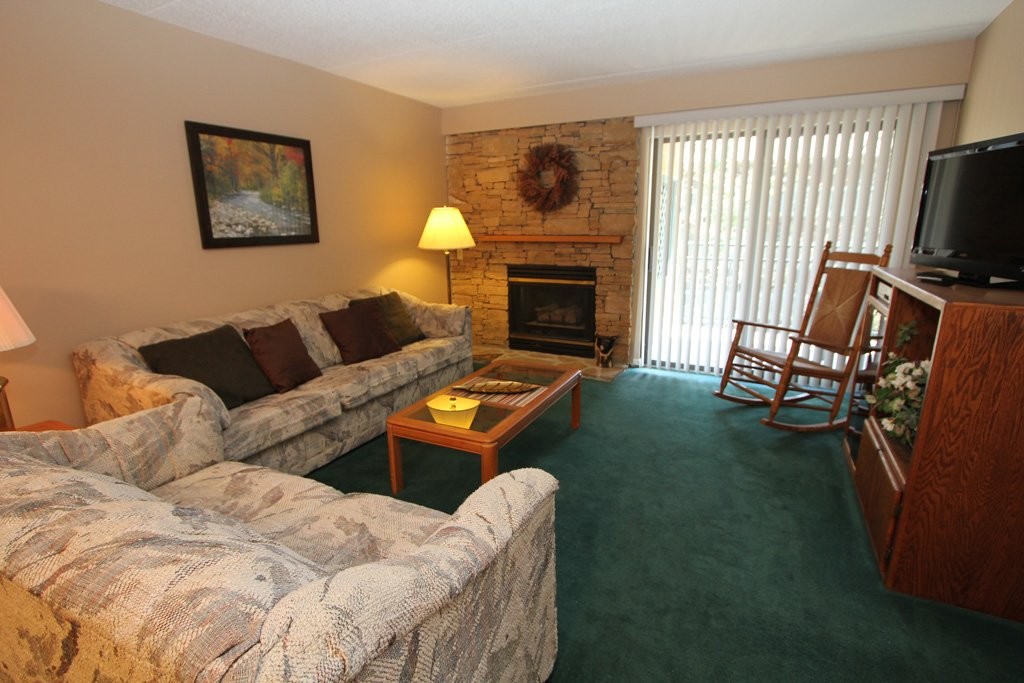 Photo of a Gatlinburg Condo named Level Two, Great River View - 203 - This is the first photo in the set.
