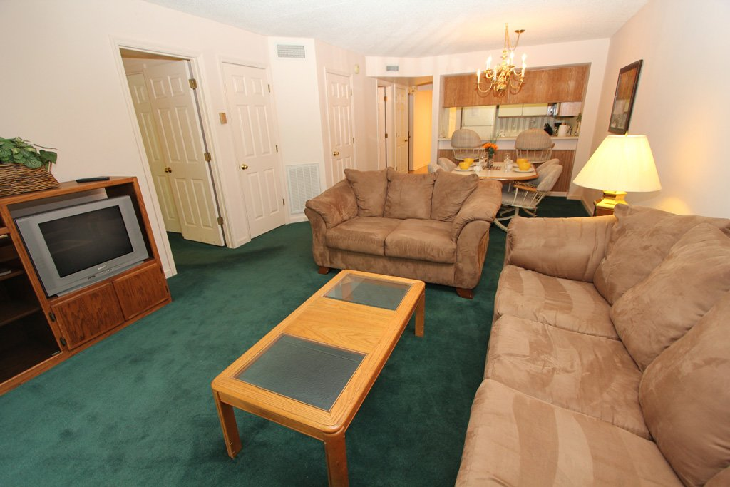 Photo of a Gatlinburg Condo named Level Three, Great River View - 305 - This is the second photo in the set.