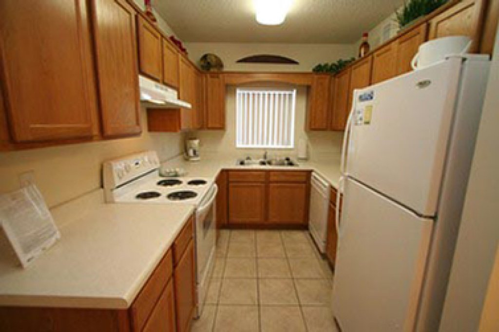 Photo of a Pigeon Forge Condo named Whispering Pines 642 - This is the fifth photo in the set.