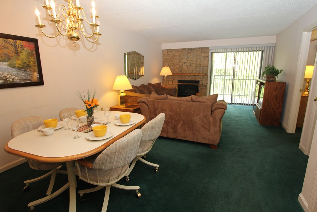 Photo of a Gatlinburg Condo named Level Three, Great River View - 307 - This is the first photo in the set.