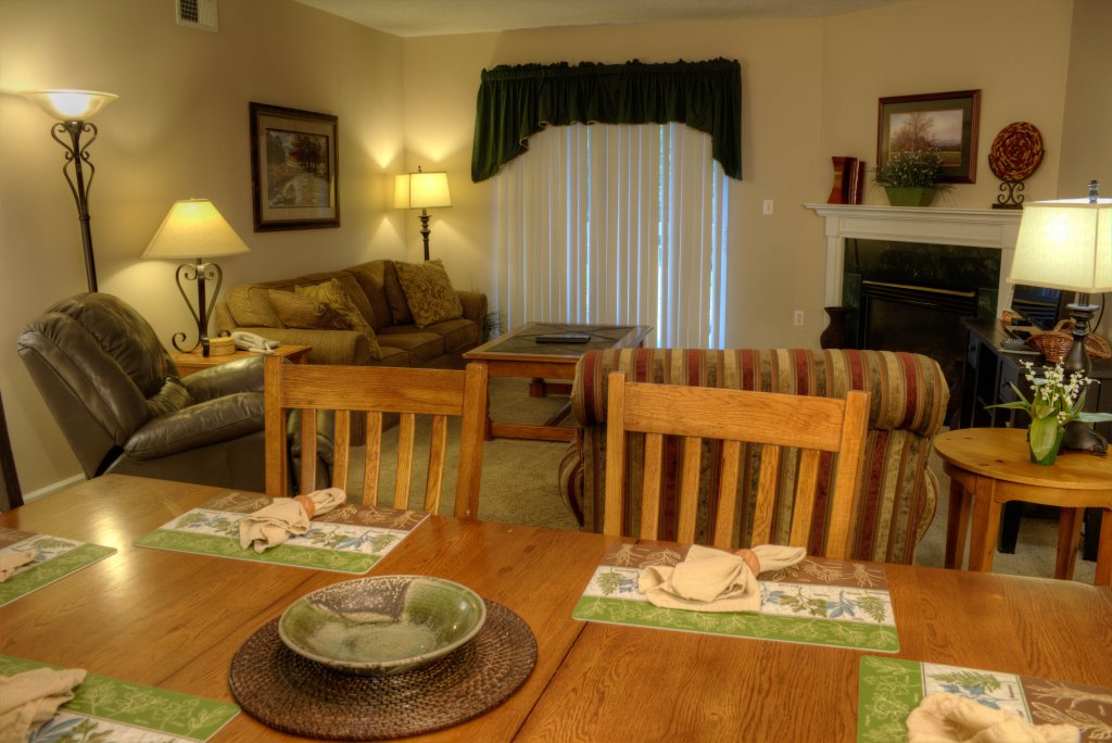 Photo of a Pigeon Forge Condo named Whispering Pines 313 - This is the eighteenth photo in the set.