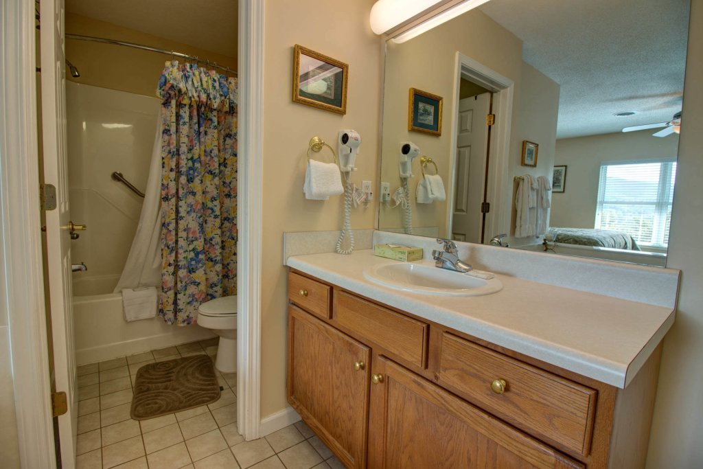 Photo of a Pigeon Forge Condo named Whispering Pines 354 - This is the twenty-sixth photo in the set.