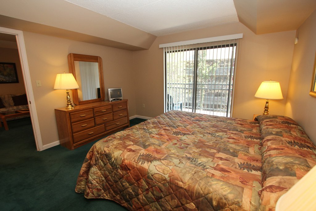 Photo of a Gatlinburg Condo named Level Two, Great River View - 203 - This is the ninth photo in the set.