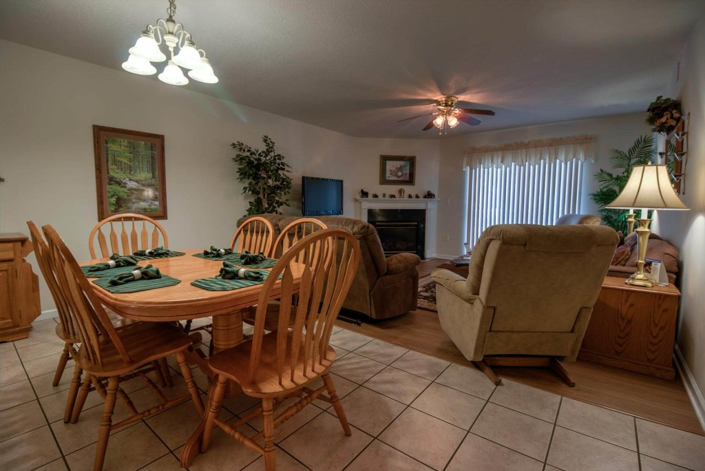 Photo of a Pigeon Forge Condo named Whispering Pines 611 - This is the seventh photo in the set.