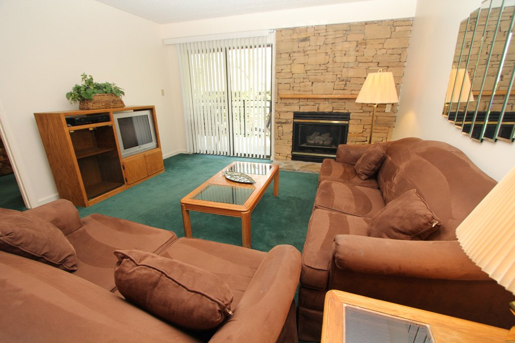 Photo of a Gatlinburg Condo named Level Two, Great River View - 210 - This is the third photo in the set.
