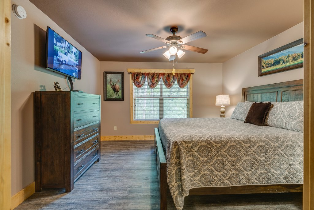 Photo of a Gatlinburg Cabin named Marco Polo - This is the twenty-second photo in the set.
