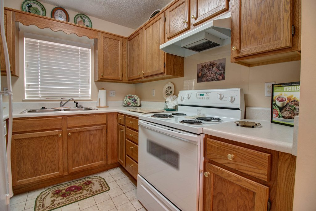Photo of a Pigeon Forge Condo named Whispering Pines 354 - This is the twenty-second photo in the set.