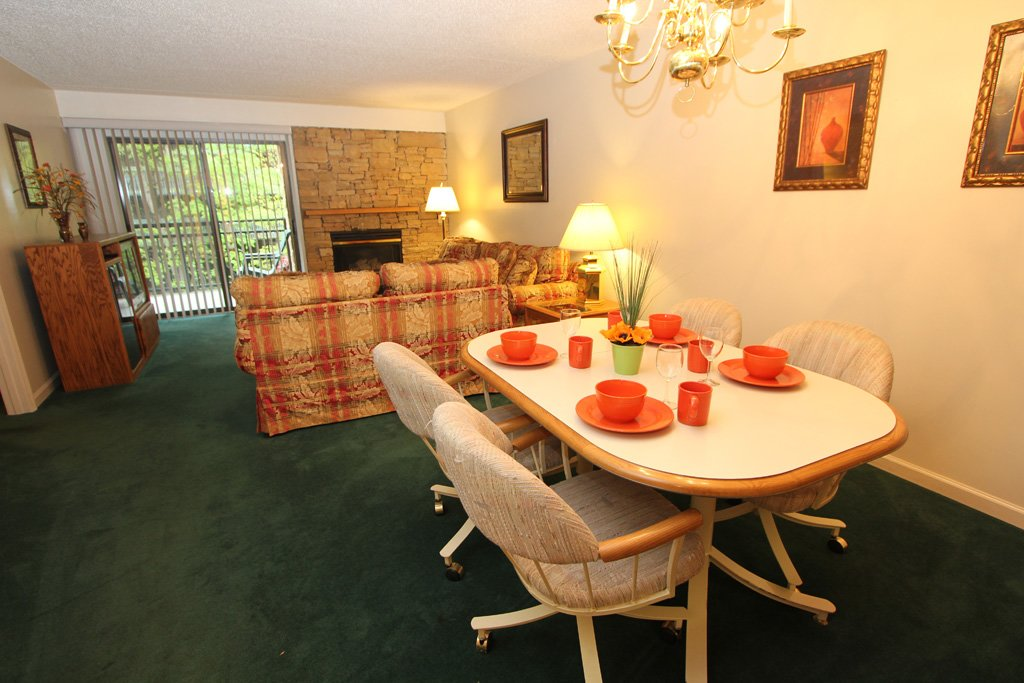 Photo of a Gatlinburg Condo named Level One, Great River View - 106 - This is the fourth photo in the set.