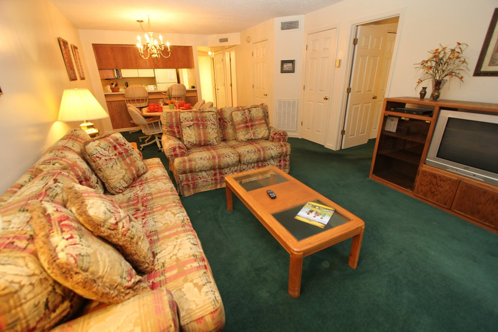 Photo of a Gatlinburg Condo named Level One, Great River View - 104 - This is the second photo in the set.