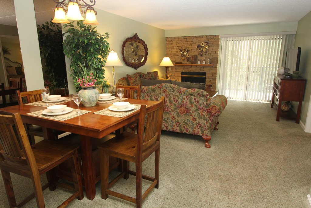 Photo of a Gatlinburg Condo named Level Three, Great River View - 309 - This is the fourth photo in the set.