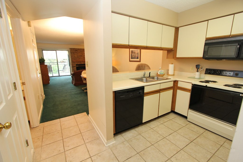 Photo of a Gatlinburg Condo named Level Two, Great River View - 210 - This is the fourth photo in the set.