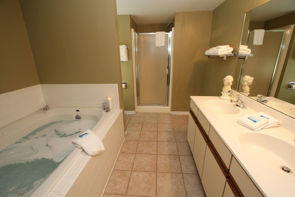 Photo of a Gatlinburg Condo named Level Two, Great River View - 210 - This is the sixth photo in the set.