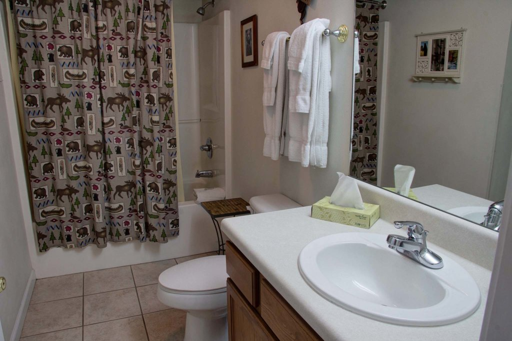 Photo of a Pigeon Forge Condo named Whispering Pines 511 - This is the twenty-ninth photo in the set.