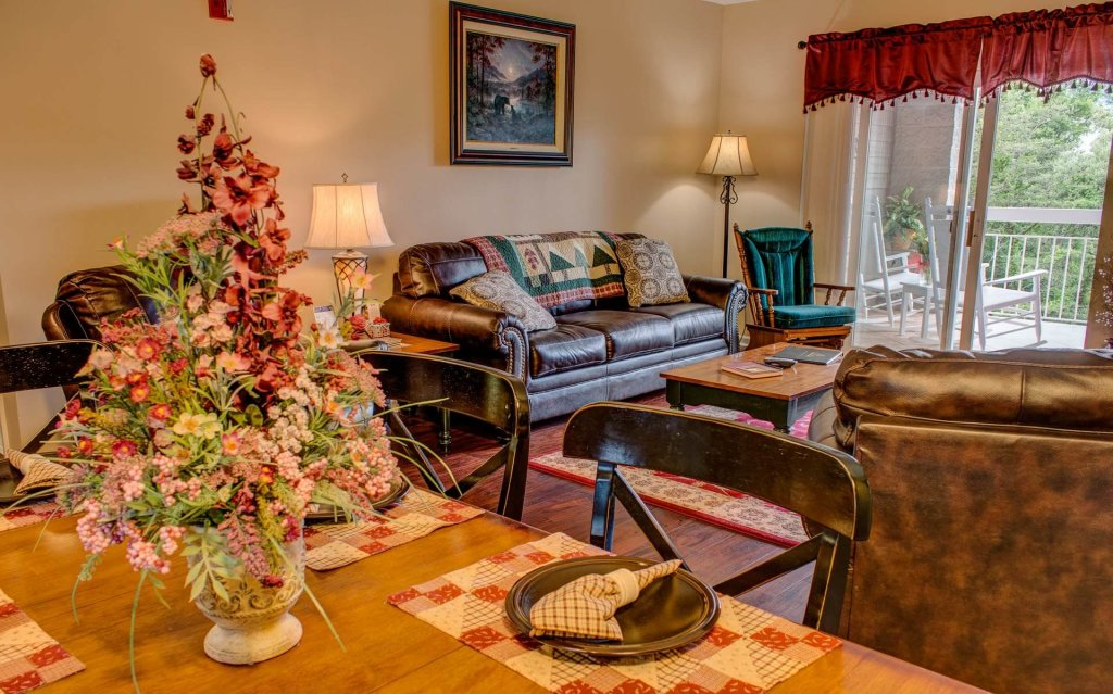 Photo of a Pigeon Forge Condo named Whispering Pines 444 - This is the thirteenth photo in the set.