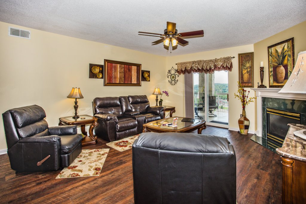 Photo of a Pigeon Forge Condo named Whispering Pines 212 - This is the first photo in the set.