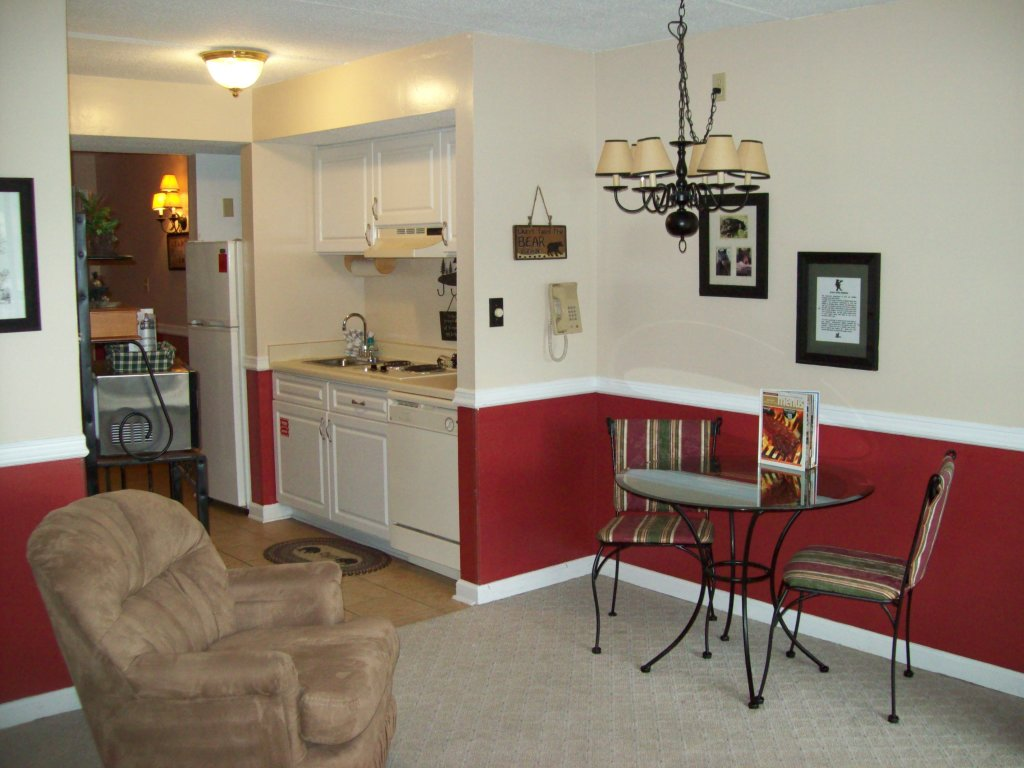 Photo of a Gatlinburg Condo named 709 - This is the seventh photo in the set.