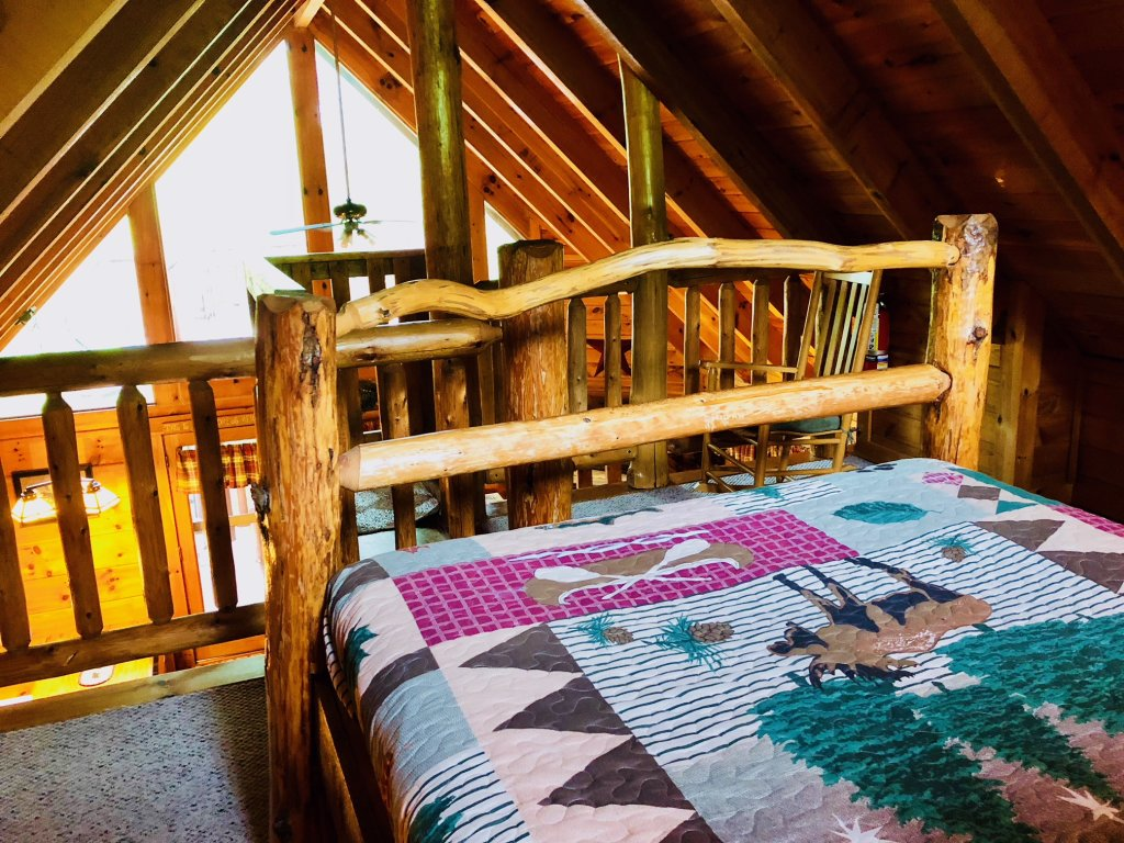 Photo of a Pigeon Forge Cabin named Secluded Escape - This is the twenty-second photo in the set.