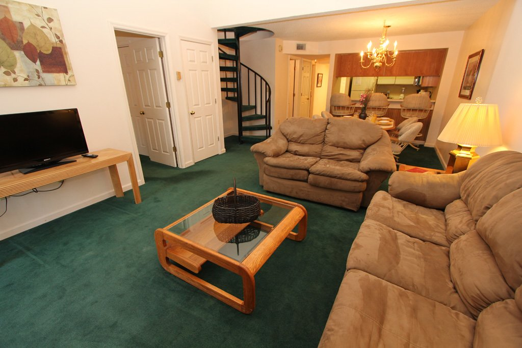 Photo of a Gatlinburg Condo named Level Four, Great River View - 403 - This is the first photo in the set.