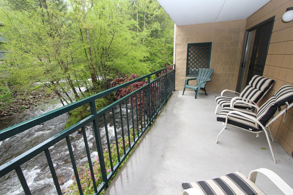 Photo of a Gatlinburg Condo named Level One, Great River View - 108 - This is the fourth photo in the set.