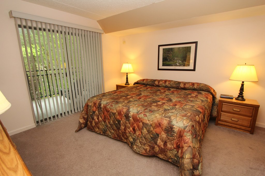 Photo of a Gatlinburg Condo named Level Two, Great River View - 207 - This is the ninth photo in the set.