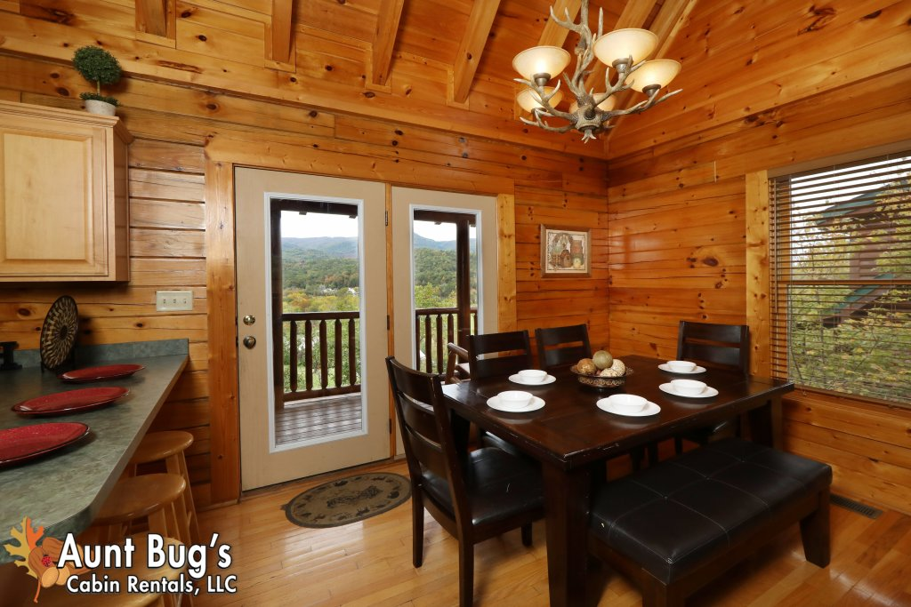 Photo of a Pigeon Forge Cabin named Dream Come True #555 - This is the fifth photo in the set.