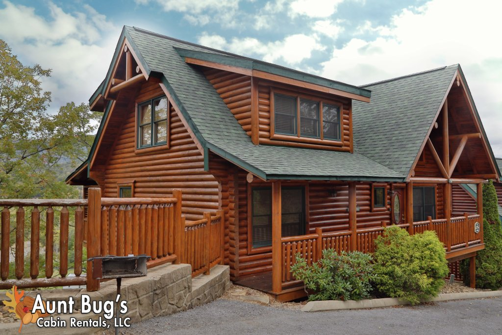 Photo of a Pigeon Forge Cabin named Dream Come True #555 - This is the first photo in the set.
