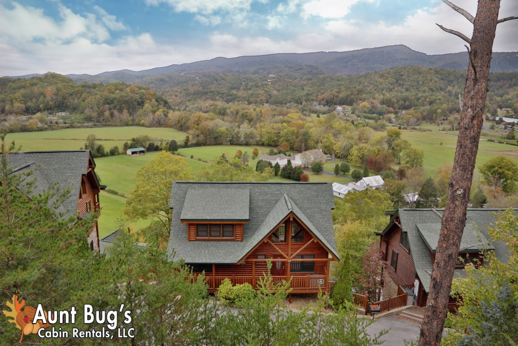 Photo of a Pigeon Forge Cabin named Dream Come True #555 - This is the second photo in the set.