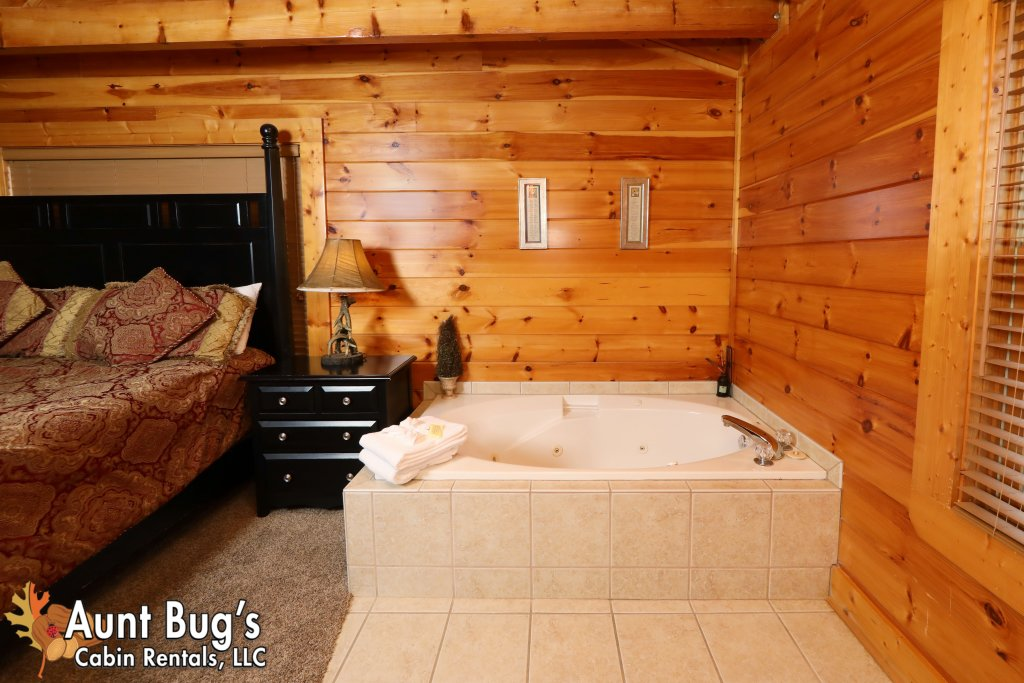 Photo of a Pigeon Forge Cabin named Dream Come True #555 - This is the thirteenth photo in the set.