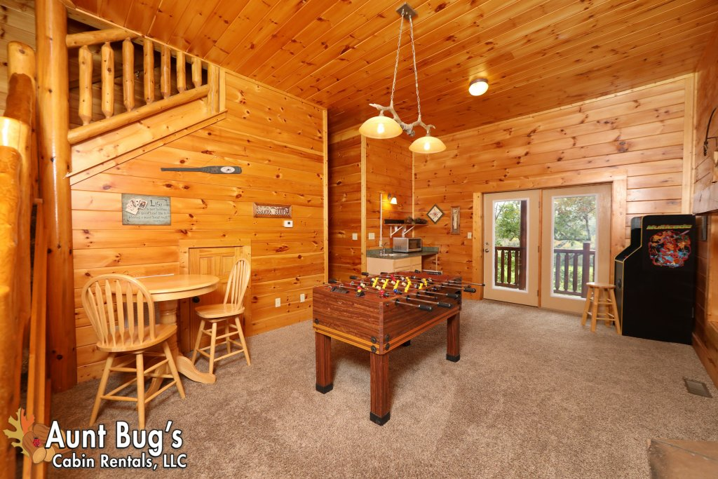 Photo of a Pigeon Forge Cabin named Dream Come True #555 - This is the eleventh photo in the set.