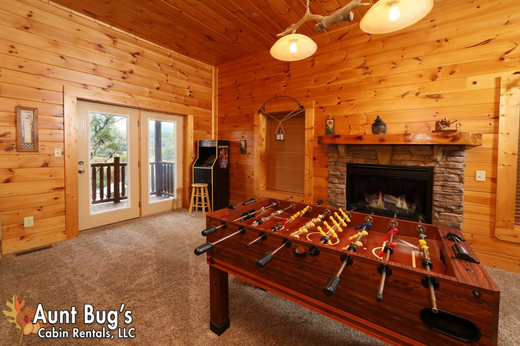 Photo of a Pigeon Forge Cabin named Dream Come True #555 - This is the twelfth photo in the set.