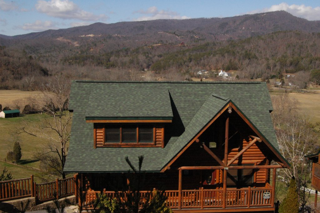 Photo of a Pigeon Forge Cabin named Dream Come True #555 - This is the thirty-fourth photo in the set.