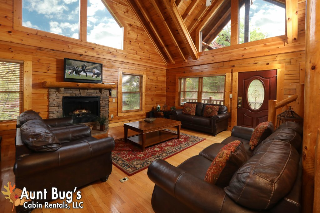 Photo of a Pigeon Forge Cabin named Dream Come True #555 - This is the thirty-third photo in the set.