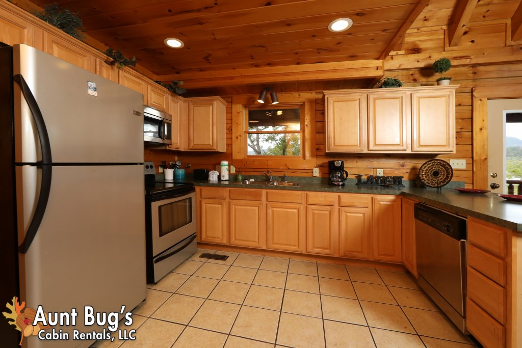 Photo of a Pigeon Forge Cabin named Dream Come True #555 - This is the nineteenth photo in the set.