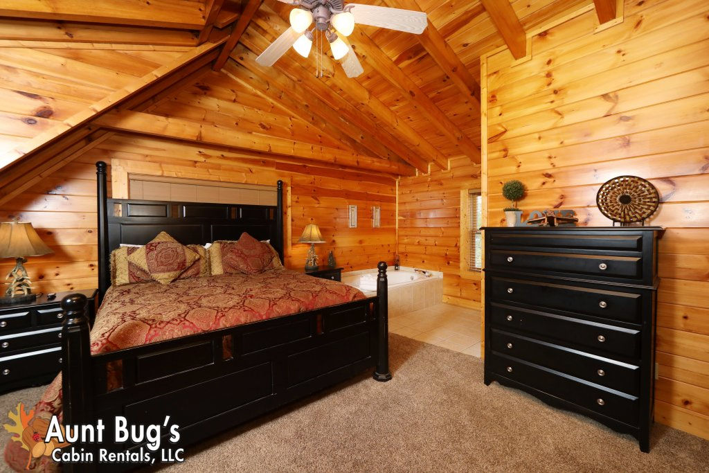 Photo of a Pigeon Forge Cabin named Dream Come True #555 - This is the seventeenth photo in the set.