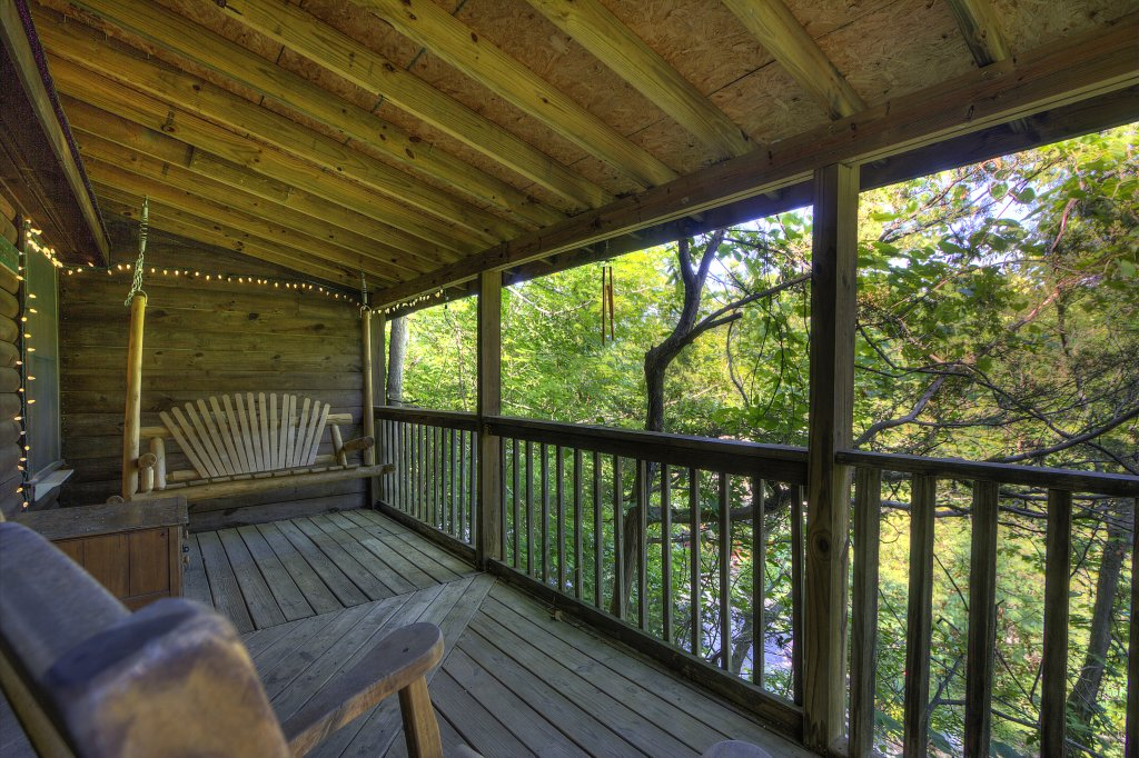 Photo of a Gatlinburg Cabin named Pure Pleasure Too #202 - This is the sixth photo in the set.