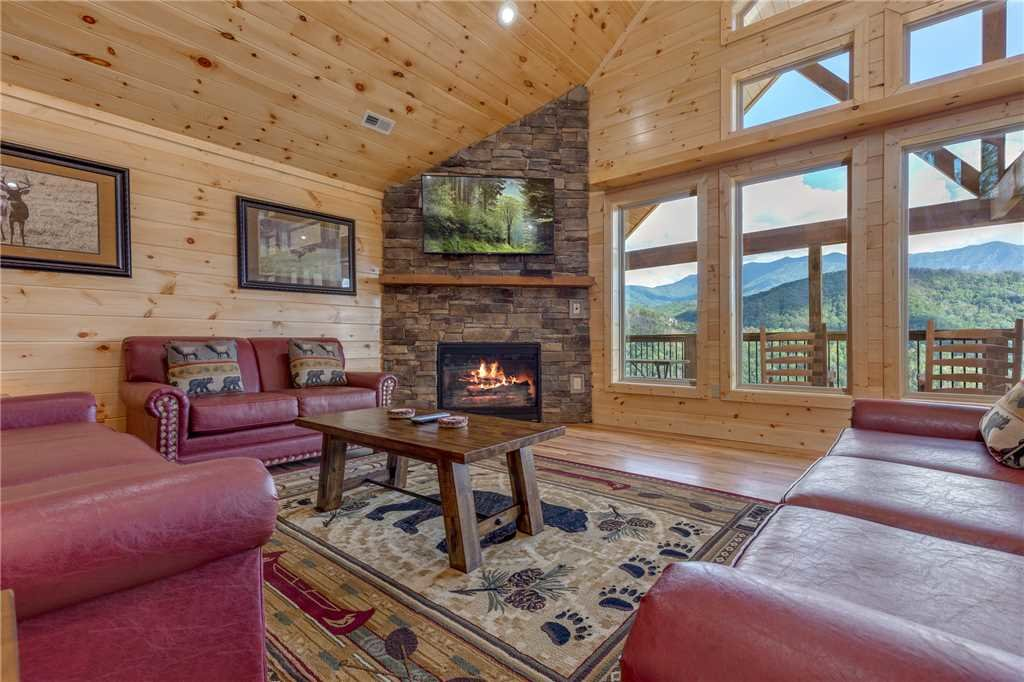 Photo of a Gatlinburg Cabin named All About The View - This is the first photo in the set.