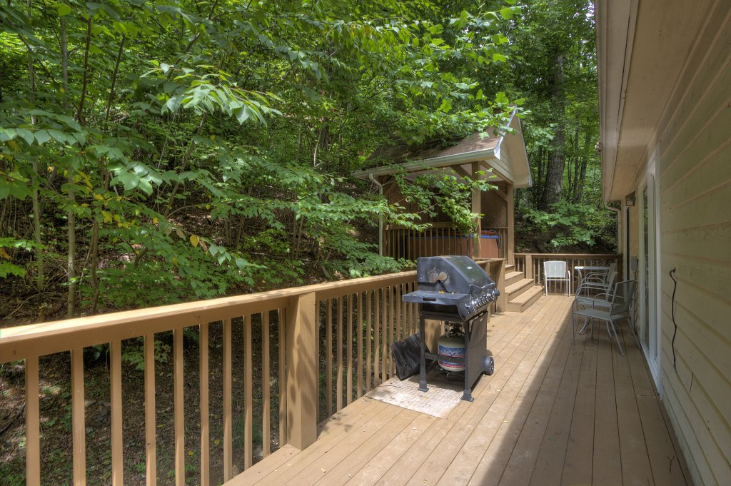 Photo of a Gatlinburg Cabin named Bear's Delight - 320 - This is the twelfth photo in the set.