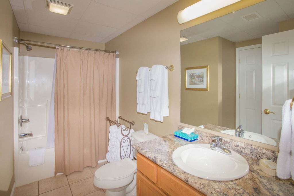 Photo of a Pigeon Forge Condo named Whispering Pines 624 - This is the seventeenth photo in the set.
