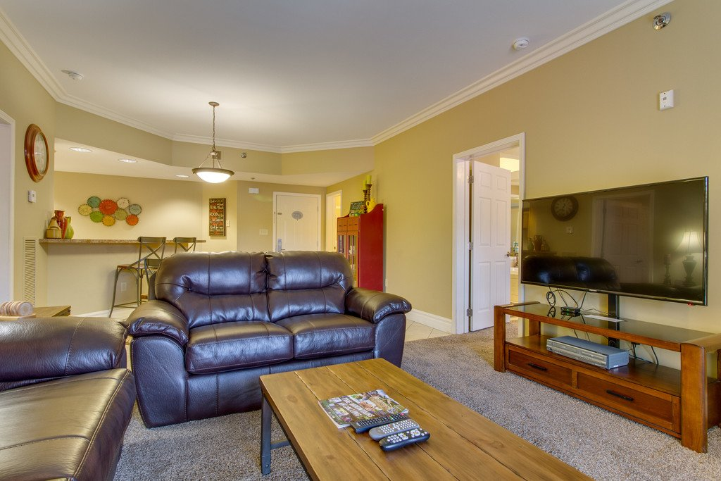 Photo of a Gatlinburg Condo named Baskins Creek 207 - This is the second photo in the set.