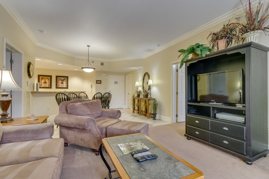 Photo of a Gatlinburg Condo named Baskins Creek 107 - This is the second photo in the set.