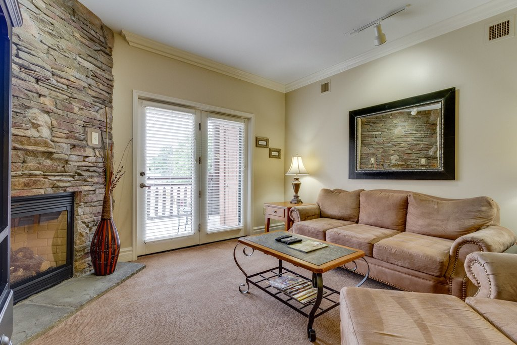 Photo of a Gatlinburg Condo named Baskins Creek 107 - This is the first photo in the set.