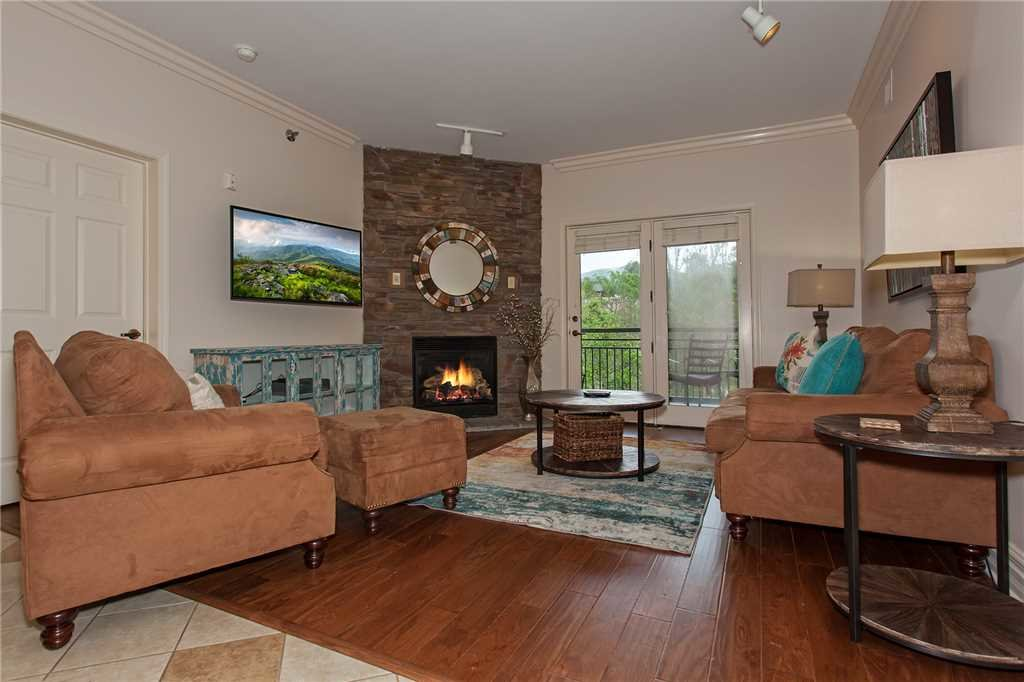 Photo of a Gatlinburg Condo named Baskins Creek 412 - This is the second photo in the set.